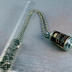 Uncorked- Life Outside the Test Tube. The packaging for this awesome cork jewelry line is sheer BRILLIANCE!