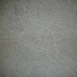 Last week, artist Karen O'Leary's NYC Map Cuts (#25841) were all the rage. Now she's back with another intriguing project: Paris In Pen and Paper. Check out an exclusive interview with her as well!