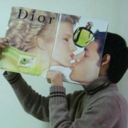 Really cool illusions created by using books or magazines. Some of these are pretty awesome.