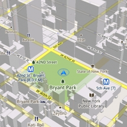 Google Maps 5.0 for Android gets 3D interaction and offline reliability.