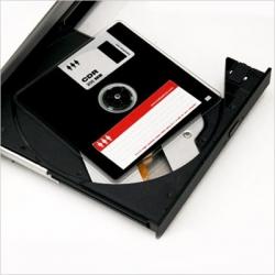 Floppy disk CD-Rs!