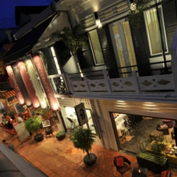 The boutique hotel with only ONE room- The One Hotel Angkor.