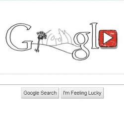 Google Australia has a birthday tribute video to John Lennon on its homepage! Great piece of animation!