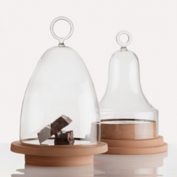 Italian design gallery Secondome have launched their new collection of glassware at Maison & Objet in Paris
