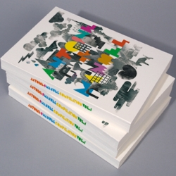 Ten years of projects in 264 pages. Antoine+Manuel Compilation vol.1, the greatest compendium of the famous french creative couple.