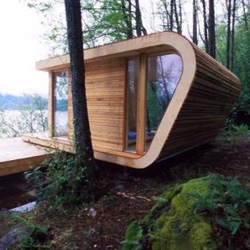 Wonderful house by Tommie Wilhelmsen and Todd Saunders. The house is located in Hardanger, Norway.