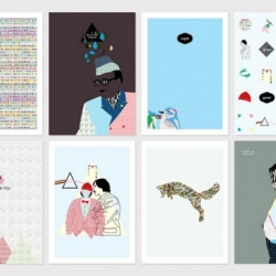 Stip/Ontwerpt is a Brussels-based graphic design studio founded by Stephanie Specht.