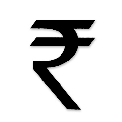 Udaya Kumar's  new symbol for the Rupee was chosen by India's cabinet on Thursday.