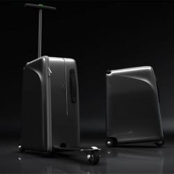 Awesome travel bag concept by Norwegian designer Sindre Klepp
