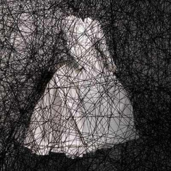 Artist Chiharu Shiota uses miles of string in her work to suspend objects in space and time.