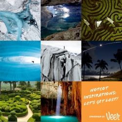 Inspiration: Let's Get Lost! A look at some visual research of beautiful images of places to lose yourself... and fill with your imagination!