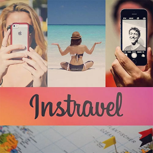 Instravel - A photogenic Mass Tourism Experience by Oliver KMIA. (Great inspiration to take more unique photos and enjoy the travel moments!)