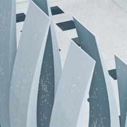 impressive interactive wall by festo