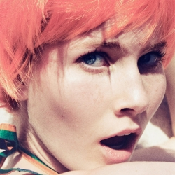 Olivia Frølich is an up and coming fashion photographer working out of Nørrebro, Copenhagen.