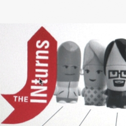 "Lynfabrikken + Ken Munk's ""The INTurns"" sure look a lot like suburban mimobots..."