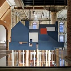 'Inutilities' is a retrospective exhibition featuring the work of Belgian practice Architecten de Vylder Vinck Taillieur. Ongoing till October 15.