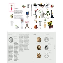 Inventario: Everything is a Project looks like great fun! This part book, part magazine is part run by Foscarini and run in part by architect Beppe Finessi.