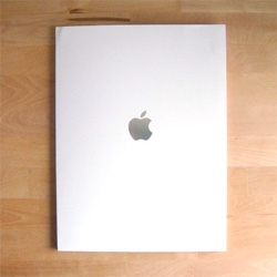 The apple iOffer unboxing! Love this peek into the apple offer packet...