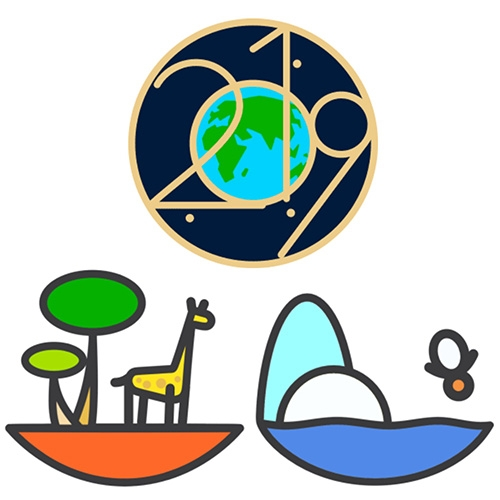 Apple Watch Activity Earth Day special - if you work out for 30 minutes wearing your watch, you earn a special Earth Day Award and three adorable animated iMessage stickers! (The cute penguin dives off the iceberg!)