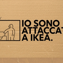 Amazing Ikea's contest: the winner had to leave his/her hand on the objects for 9 hours!