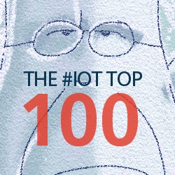 The Top 100 Internet of Things Thingkers.  View and Vote.
