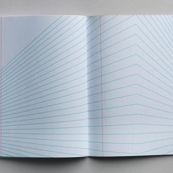 The Inspiration Pad, second edition, by Marc Thomasset. Not the usual school notebook.