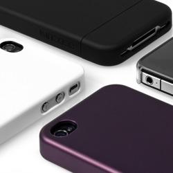 Incase iPhone 4 Slider Cases!