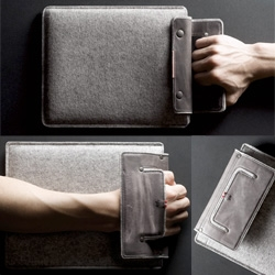2GRAB iPad case from Hard Graft