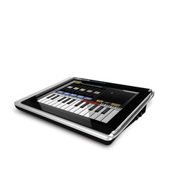The Alesis StudioDock enables anyone with an iPad to create, produce, and perform music with virtually any pro audio gear or instruments.
