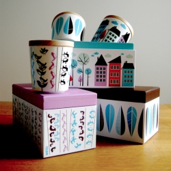 More gorgeous packaging from ISAK!