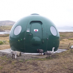 The Igloo Satellite Cabin is designed to provide safe, reliable accommodation in remote areas. It has been used for over 25 years in conditions ranging from the tropics to polar icecaps.