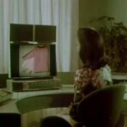 "A 1966 prediction of ""The Home Computer in 1999"".