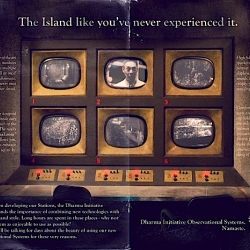 For the Lost fans: some cool mock vintage/retro ads for the Dharma Initiative.