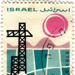 A growing collection of vintage international postage stamps on flickr, first starting with Israel.