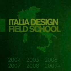 Italia Design Field School is an intensive study of leading design + innovation. Undergrads dedicate 1 year to the project.  Each year contributes to a LEGACY project.