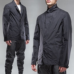 "ACRONYM J29B-WS - it can look like a blazer, but is stil made of ""Windstopper Active Shell is windproof, water repellent, highly breathable, highly compressible, and ultralight to degrees previously impossible. Superfunktionalized."""