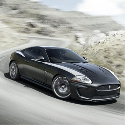 Jaguar XKR 75 debuts to celebrate their 75th birthday
