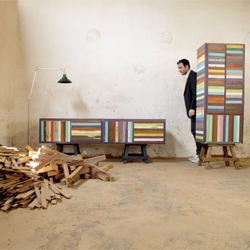 Brunno Jahara of Jahara Studio launches his Neurostica collection.