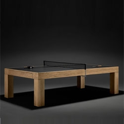 Limited edition James Perse Ping Pong table.