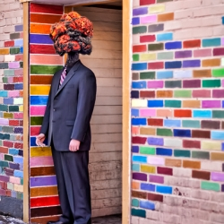 a 365 day custom photographic collaboration project for 2010 by Boulder, CO artist Shane Rich.