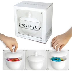 Design Glut expands its hookmaker tile line with Jar Tiles!
