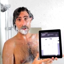 Video of Jason Schwartzman introducing The New Yorker's iPad app directed by Roman Coppola.