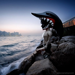 Jaws by Coarsetoys.