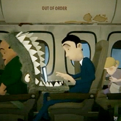 New animated spots from Blacklist and AgainstAllOdds for JetBLue. Check it!