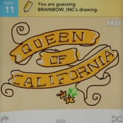 "Animator Jimmy Thompson loves Draw Something and John Mayer and combined both in this video for ""Queen of California."""