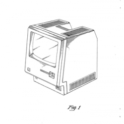 Steve Job's patents. Prolific.