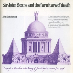 On the anniversary of his death  (20 January 1837), the Architectural Review revisits the work of Sir John Soane.