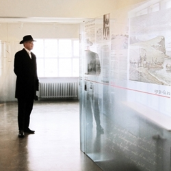 An exhibition to mark the bicentenary of the birth of Jón Sigurðsson, Iceland's national hero. The exhibition by Basalt architects contains 90m of plexiglass throughout the house. Stories and pictures from Jón's life.