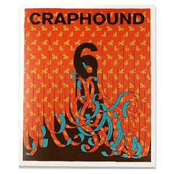 "I love Jordan Crane's work, and this cover for Craphound 6 is awesome. ""Full to the bursting point of images depicting death, telephones, and scissors.""  How could I NOT buy this??"
