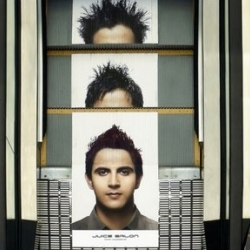 To advertise the wide variety of options available to cut hair in the salon JuiceHair in India, a picture of a man to his forehead, was pasted on the base of the escalator of a shopping and several different cuts in each of the steps of the ladder.
